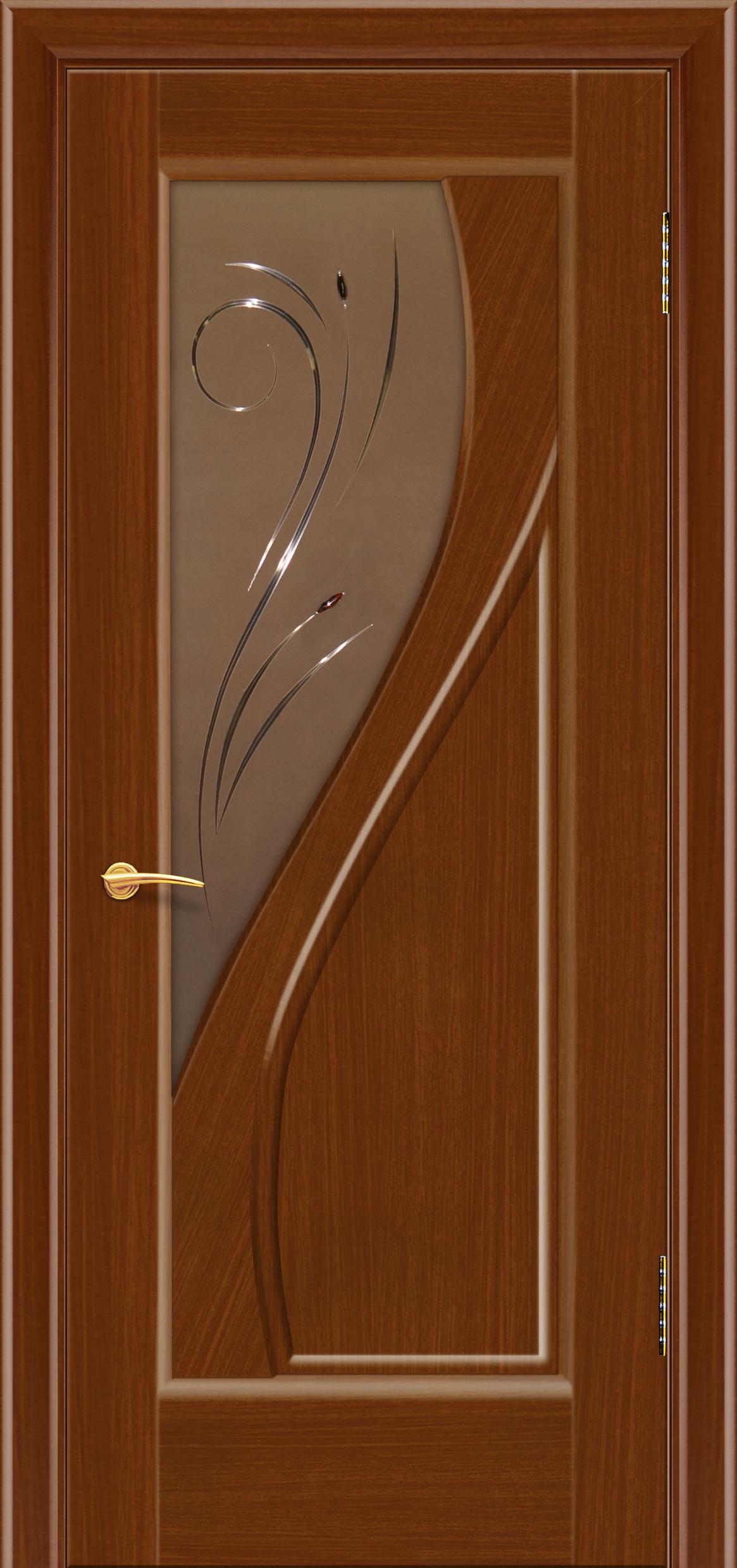 Ульяновские двери из шпона анегри